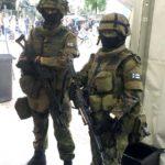 フィンランド国防軍100周年イベント