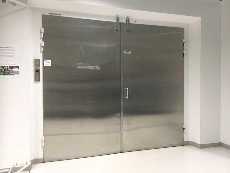 フィンランドエレベーター